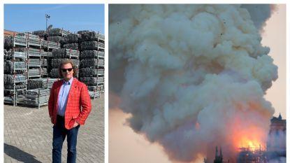 André Rieu geeft 700 ton staal voor Notre-Dame