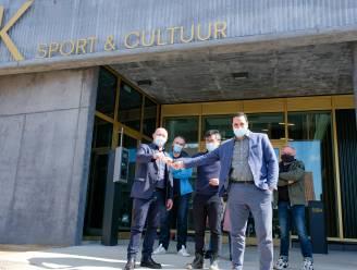 """Sport en cultuurcentrum .K in Koningslo is officieel klaar: """"Maandag hebben de leerlingen de primeur om te turnen in de gloednieuwe sportzaal"""""""