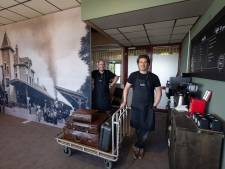 Weer koffie op Kamper station: to go