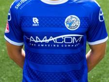 Amacom voorlopig op shirt FC Den Bosch