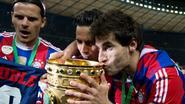 Daniel Van Buyten wint Beker van Duitsland met Bayern München