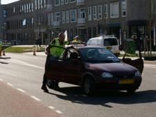 Politie reconstrueert dodelijk ongeval in Enschede: Oldenzaalsestraat deels afgesloten