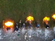 Kamper burgemeester tevreden met verloop carbidschieten: 'Geen calamiteiten, geen opstootjes, alleen wat irritaties richting de politie'