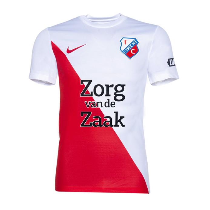 Het nieuwe shirt van FC Utrecht.