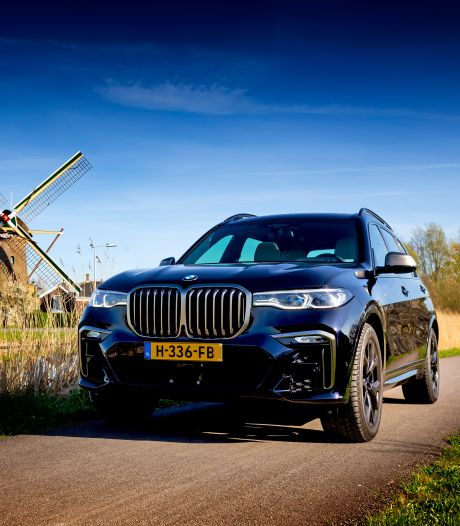 Onhandig, onnodig en onweerstaanbaar: het (over de) topmodel van BMW heet X7