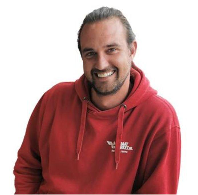 Floris Jeurissen, vloerenspecialist en oprichter van laminaatenparket.nl.