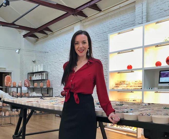 Charlotte Monteyne, de nieuwe uitbater van Tian Tu.