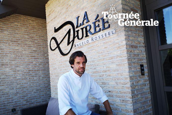 Angelo Rosseel van La Durée in Izegem.