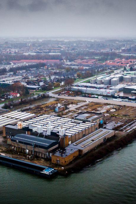 Grote maritieme plannen voor verloederde schokbetonfabriek in Zwijndrecht