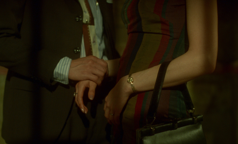 Scène uit In the Mood for Love, een van de mooiste films over verlangen.