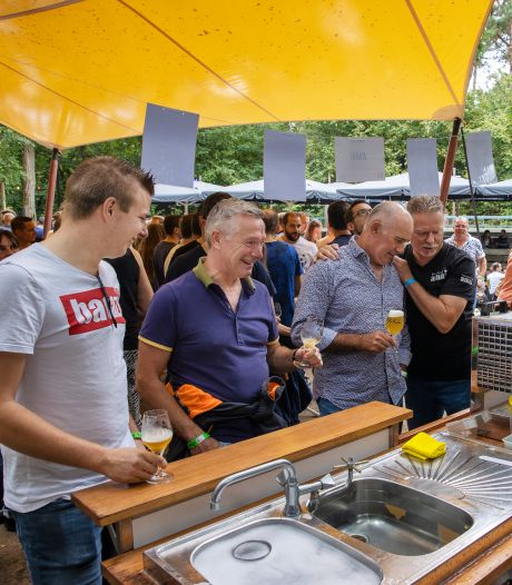 Derde versie bierfestival Luyksgestel 'smaakt' weer goed