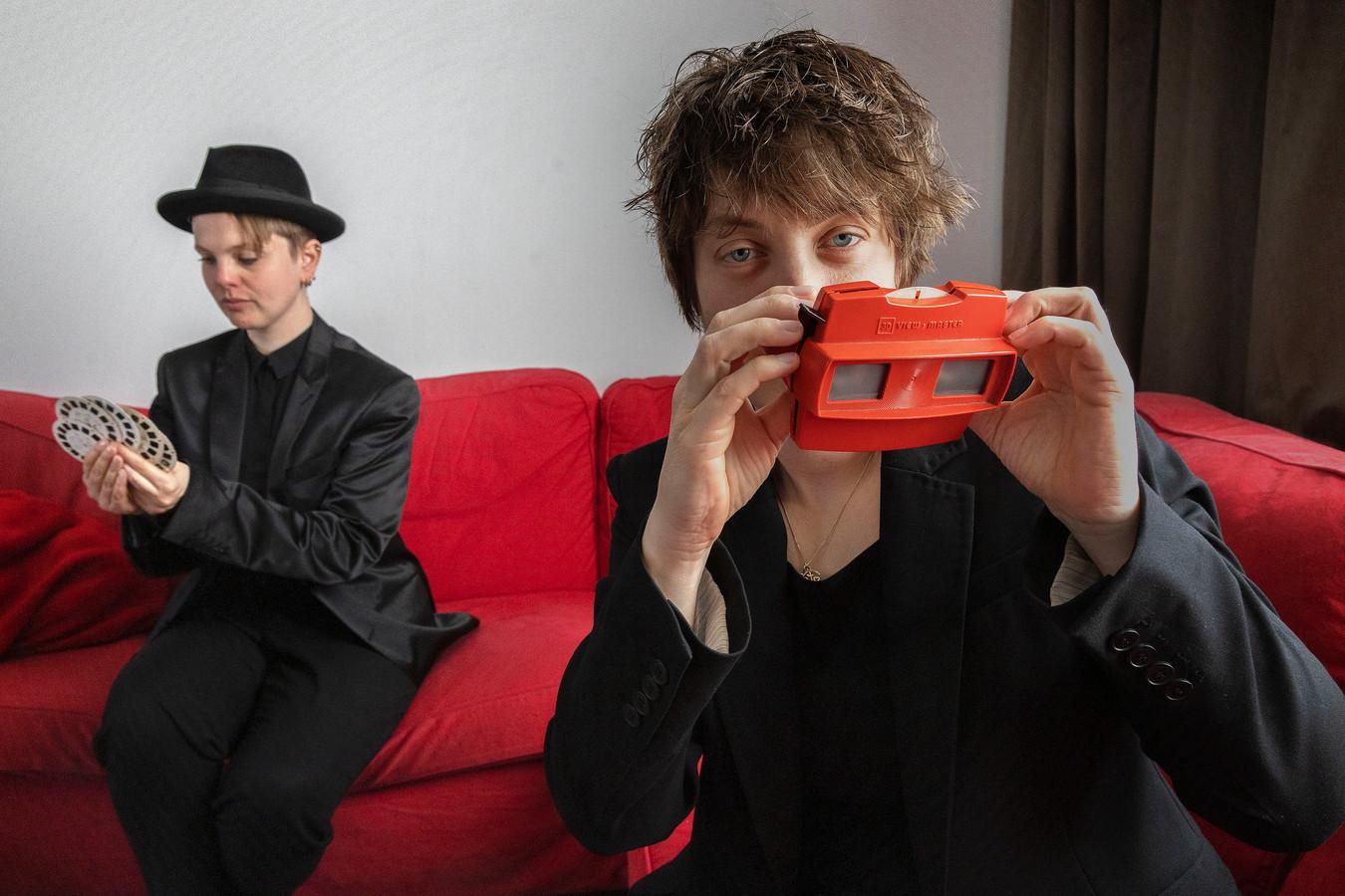 Lilia Scheerder en Monique Hendriks
