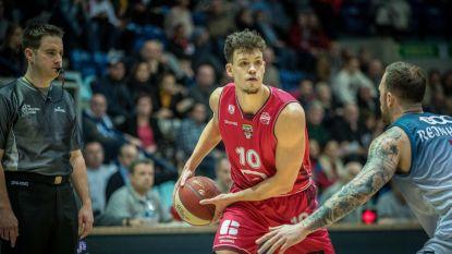 Belgian Lion - en neef van Tim Wellens - Hans Vanwijn ruilt Antwerp Giants in voor Dijon