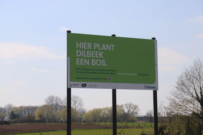 Op de totale oppervlakte kunnen om en bij de 4.000 extra bomen komen.