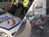 Franse en Nederlandse politie werken samen bij controle