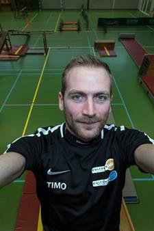 Timo Riphagen laat Westervoortse jeugd weer buiten spelen