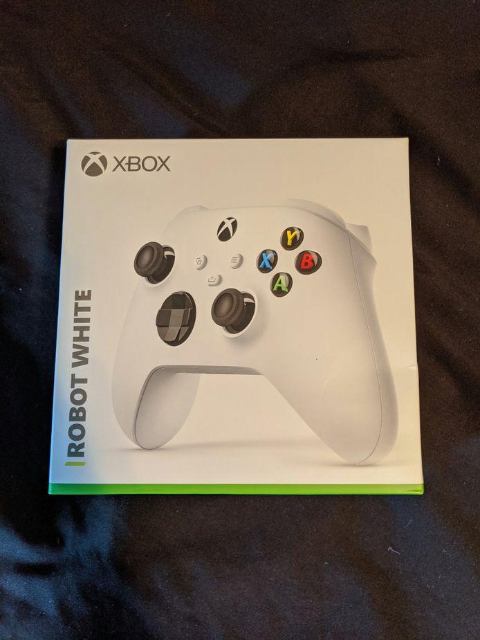 De nieuwe Xbox-controller.