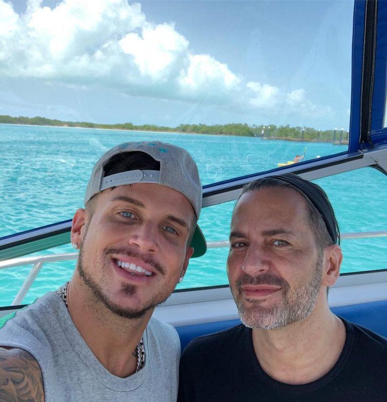 Charly Defrancesco en Marc Jacobs