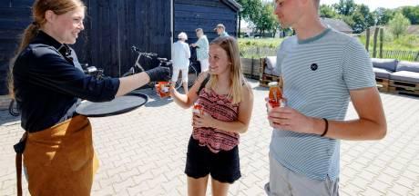 Culinaire fietstocht voert langs Brabants Duingoed boeren: 'We leren steeds meer streekproducten en -winkels kennen'