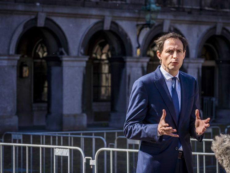 Hoekstra: 'Ik vrees geen splitsing binnen het CDA'