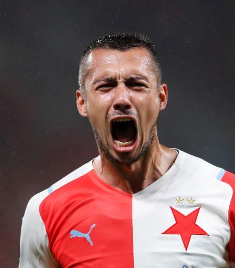 Slavia Praag zet tiental Union Berlin opzij in groep van Feyenoord
