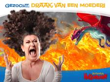 Avonturenpark Hellendoorn zoekt Draak van een moeder