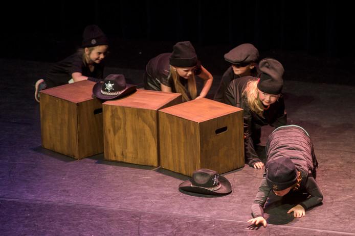 Het Acting Out-theater in De Leest in Waalwijk