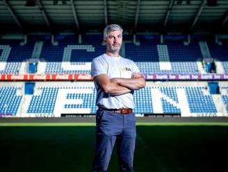 """Peter is allereerste hygiënemanager in Belgisch voetbal: """"Ik heb er al een hekel aan als mijn pubers eens iets laten slingeren"""""""