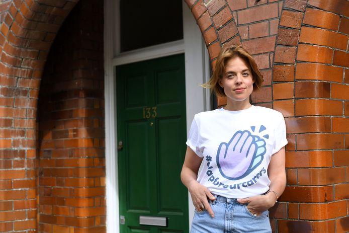 Annemarie Plas bedacht de actie Clap for our Carers.