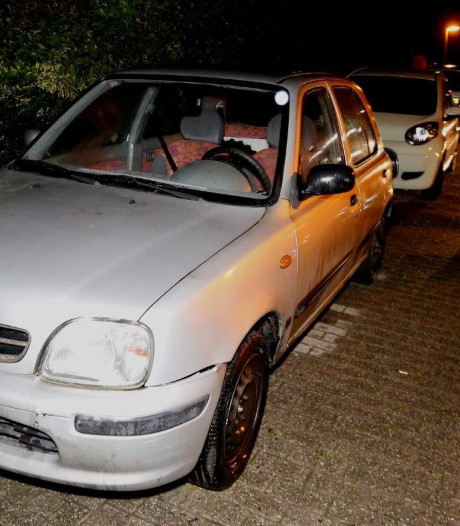 Vierde autobrand in korte tijd in Rosmalen