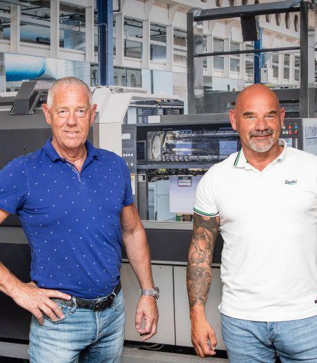 Veldhuis Media weg uit Raalte, maar: 'Meppel is ook niet het einde van de wereld'