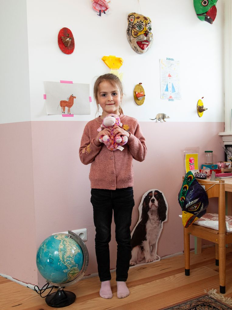 Lola Biere: 'Mijn lievelingsdier is een kitten' Beeld Adriaan van der Ploeg