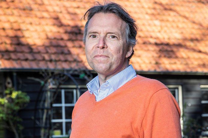 Willem van Weede is ceo bij Vivera, producent van vleesvervangers.