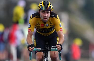 Tom Dumoulin over rentree: 'Ik had een hekel aan mijn fiets gekregen, maar de liefde is terug'