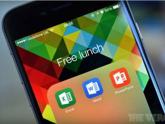 Gratis Microsoft Office voor iOS en Android