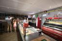 De frituren (zoals 't Frit Pintje) zijn voorlopig nog geopend.