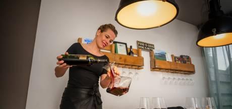 Van wijn tot afwas, Lotte uit Harderwijk verzorgt samen met privékok complete thuisdiners