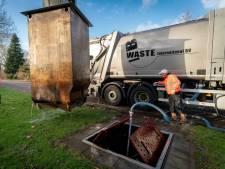 Jaarwisseling Arnhem: 43 kapotte containers, tot 10.000 euro aan schade