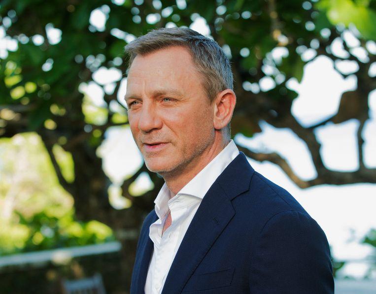 Daniel Craig kruipt waarschijnlijk voor de laatste keer in de huid van James Bond.