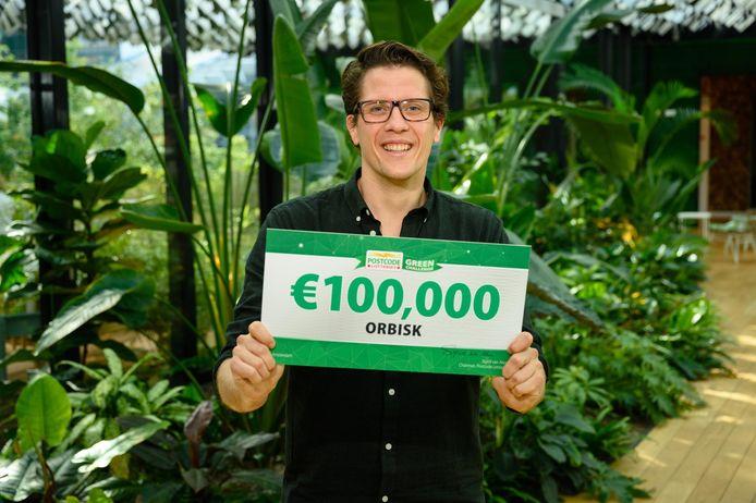 Orbisk, finalist van de Postcode Lotteries Green Challenge.