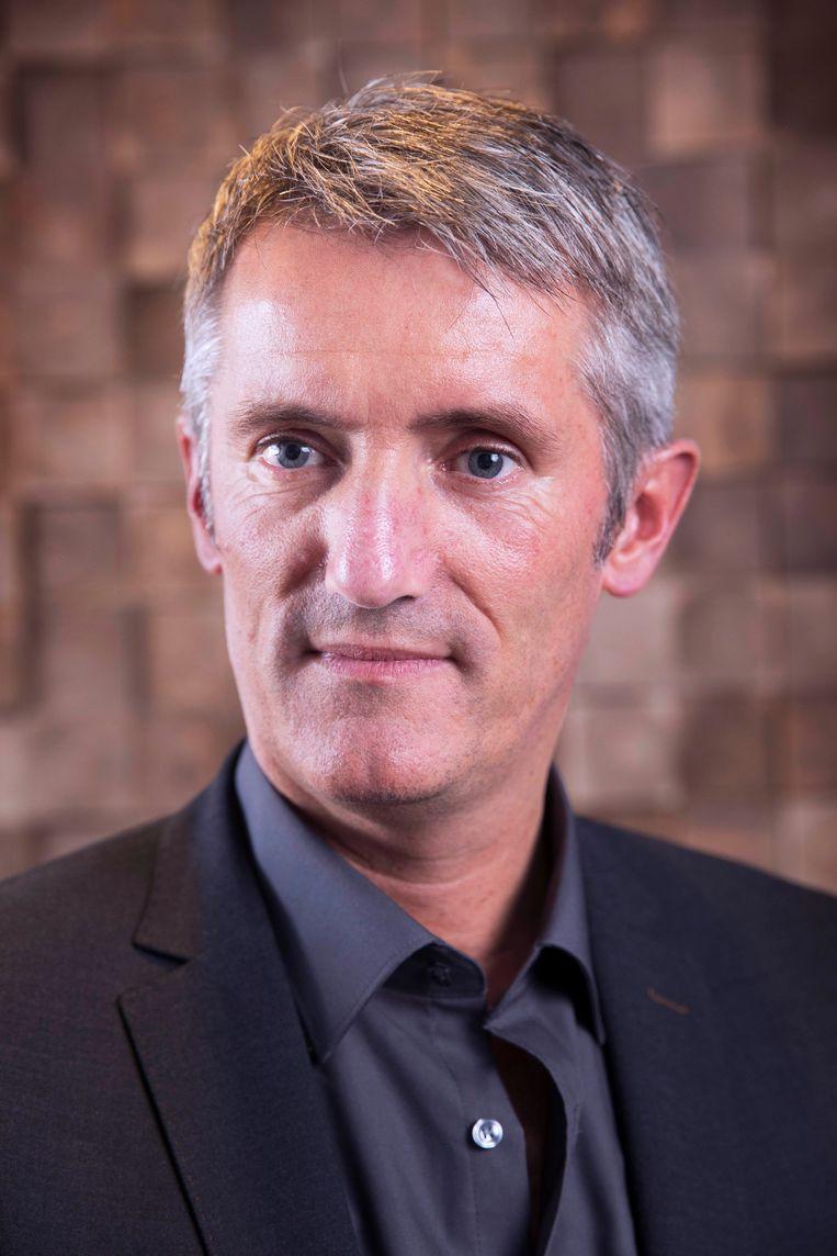 Stefan Paas. Beeld Werry Crone