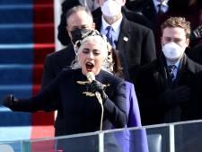 Lady Gaga over zingen voor Joe Biden: 'De grootste eer van mijn leven'