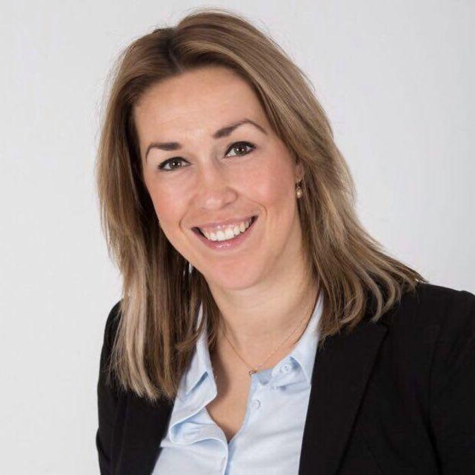 Vivianne van Wieren-Kraayvanger, sinds dinsdag wethouder in Veldhoven voor de VVD.
