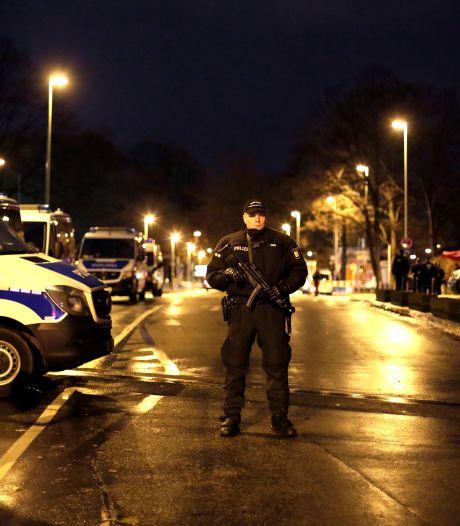 Teruglezen: Hannover opgeschrikt door nepbom