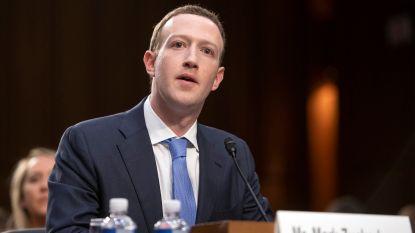 """Zuckerberg beweert term 'schaduwprofielen' niet te kennen: """"Bullshit van de hoogste orde"""""""