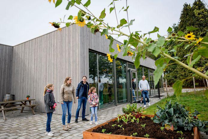 Magenta in Delden opende in mei dit jaar. Het complex is zo duurzaam mogelijk gebouwd.