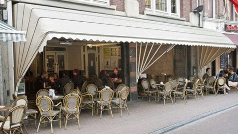 Café Dante in de Amsterdamse Spuistraat. Foto Bart Koetsier Beeld