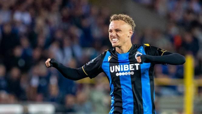 Noa Lang op dreef voor Club Brugge in aanloop naar Champions League-clash met PSG