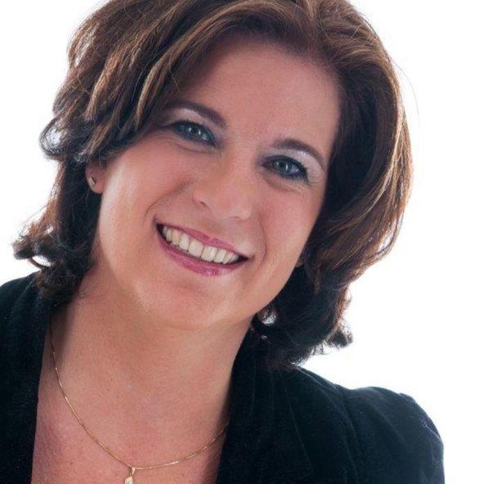 Wethouder Ariane Zwarts Gemeentebelang.