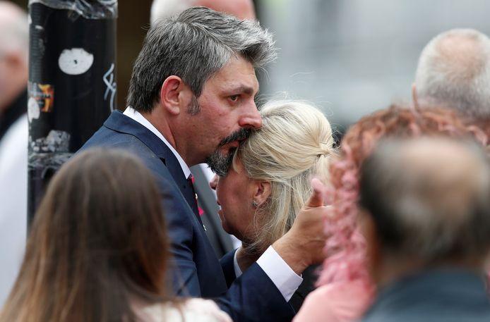 Lisa en Andrew Roussos, de ouders van Saffie-Rose, weten nu dat hun dochtertje gered had kunnen worden en zijn ontroostbaar.